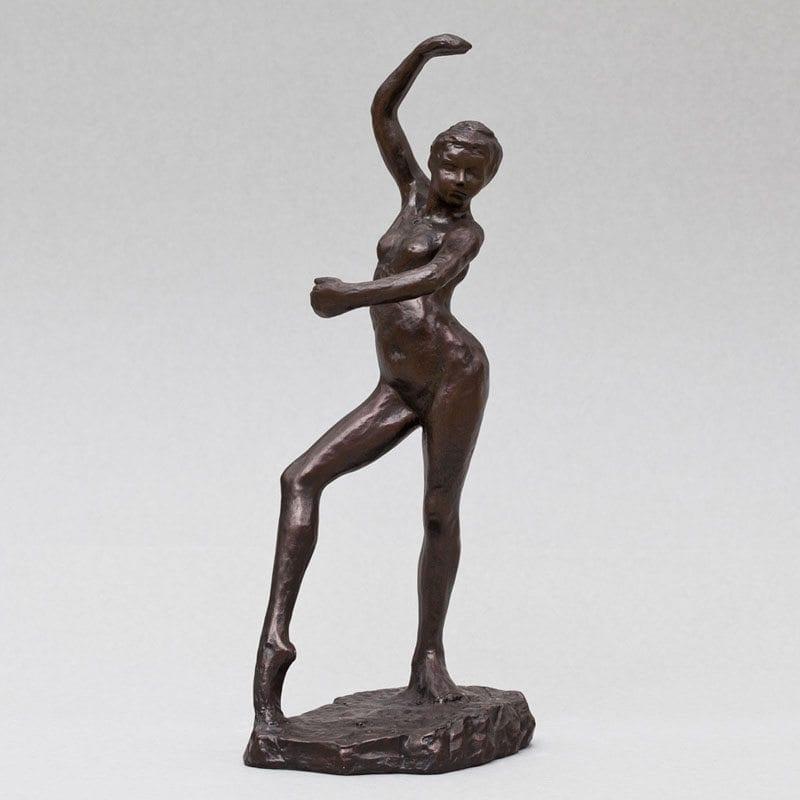 Spansk danser Degas Spanish Dancer