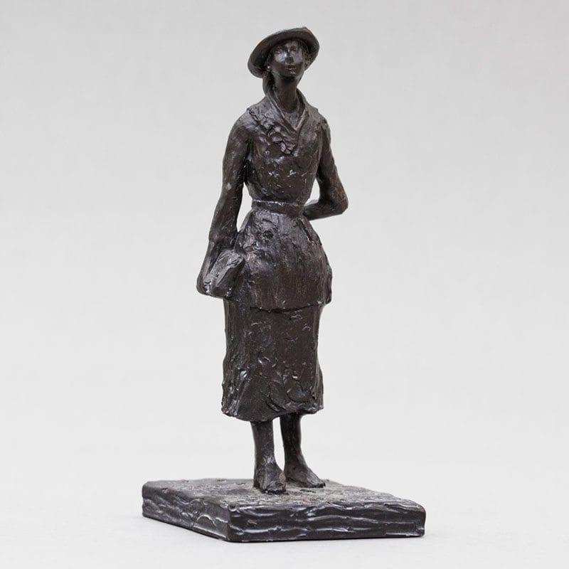 skolepigen Degas Schoolgirl