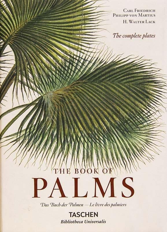 The Book of Palms. Taschen