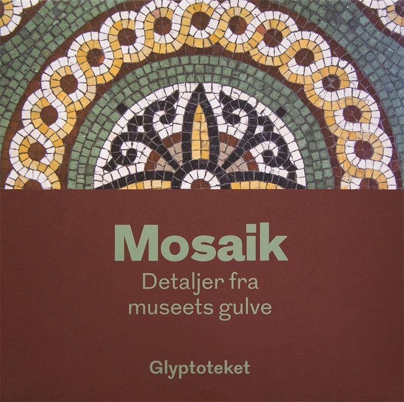 Mosaics Glyptoteket Post Cards