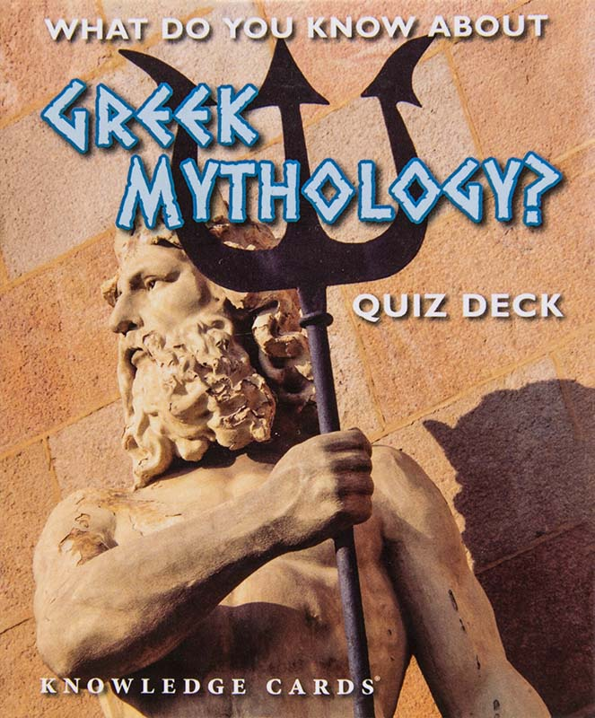 Greek Mythology Quiz deck