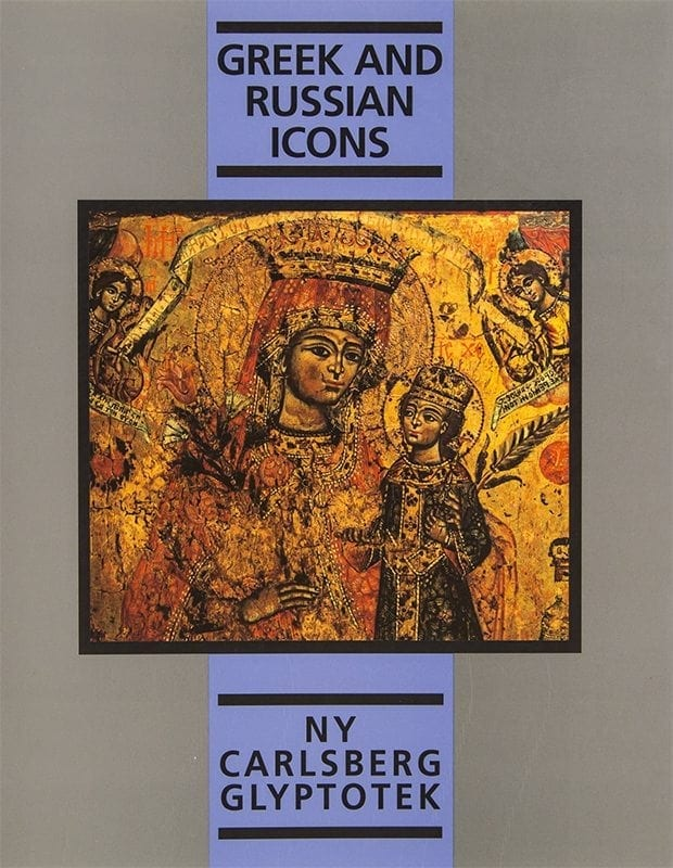 Greek and Russion Icons catalogue