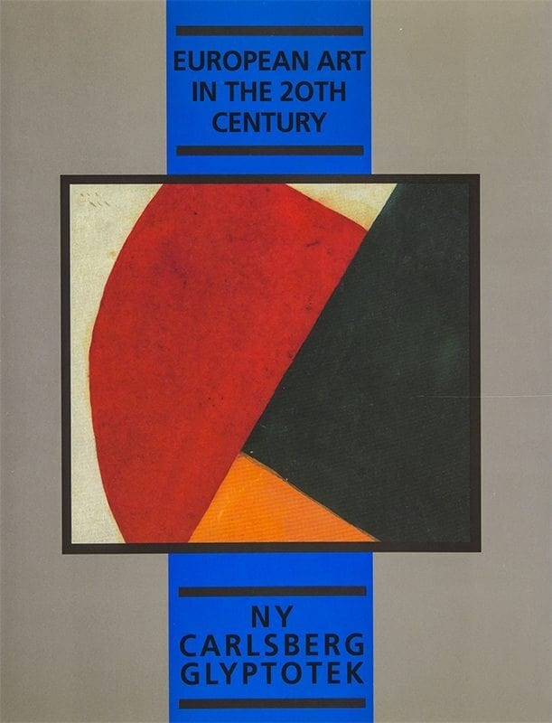 European Art in the 20th Century catalogue