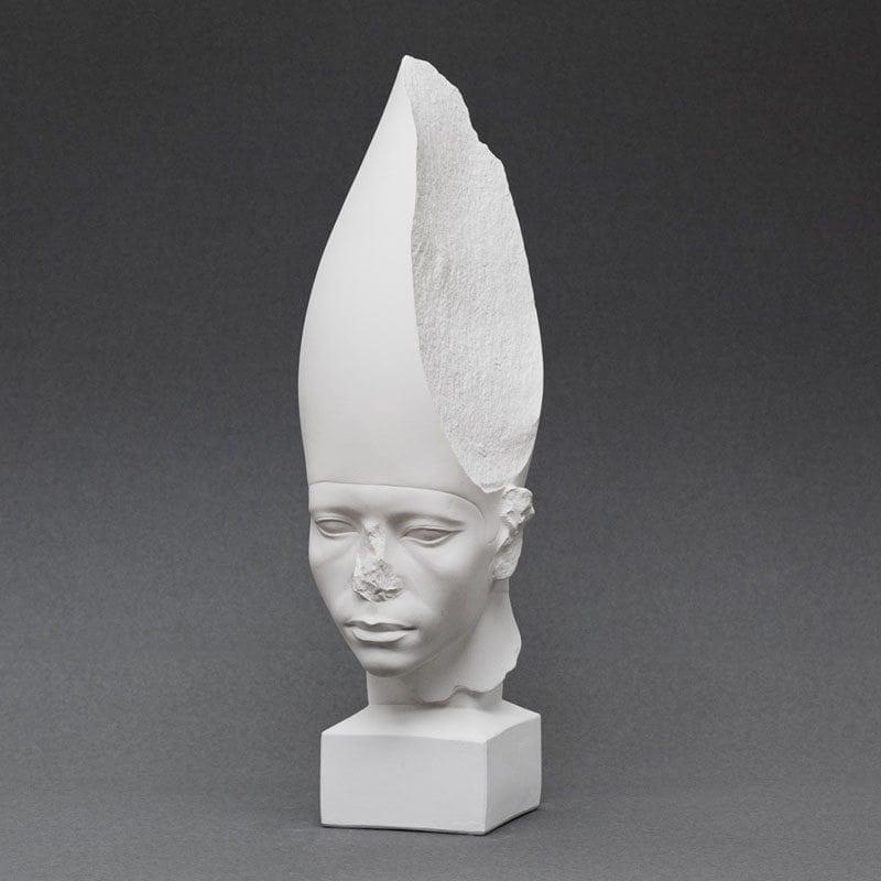 King Amen-em-hat III plaster cast