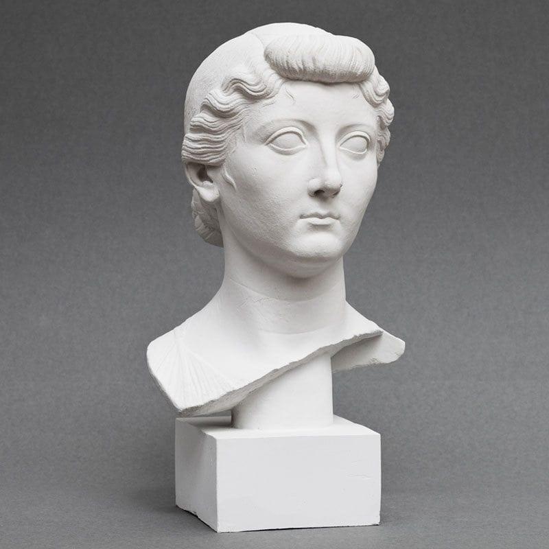 Livia plaster cast