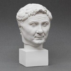 Pompejus Magnus plaster cast
