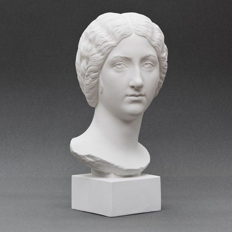 Roman Woman plaster cast