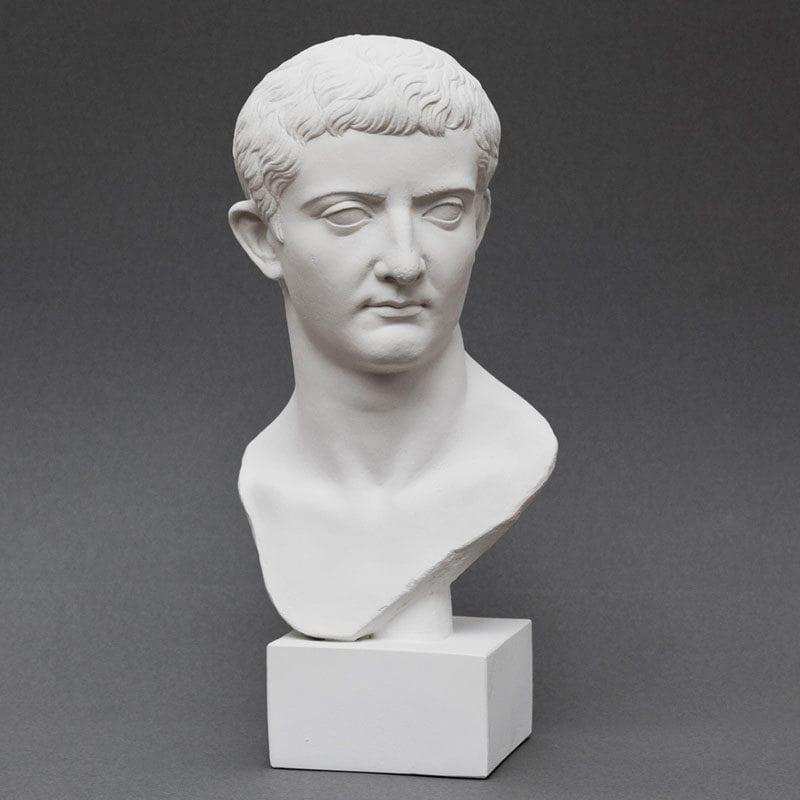 Tiberius plaster cast