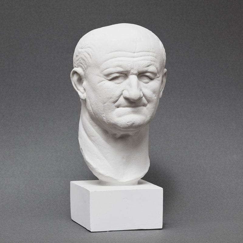 Vespasian plaster cast