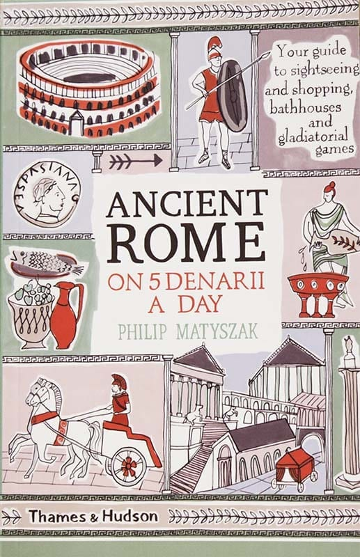 Ancient Rome on 5 Denarii a Day