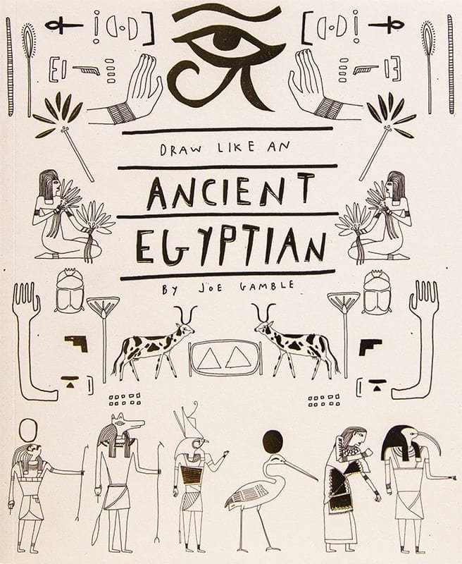 Draw Like an Ancient Egyptian