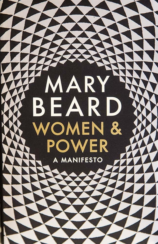 Women & Power A Manifesto. Mary Beard