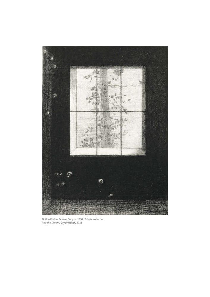 Le Jour Songes. Odilon Redon Print