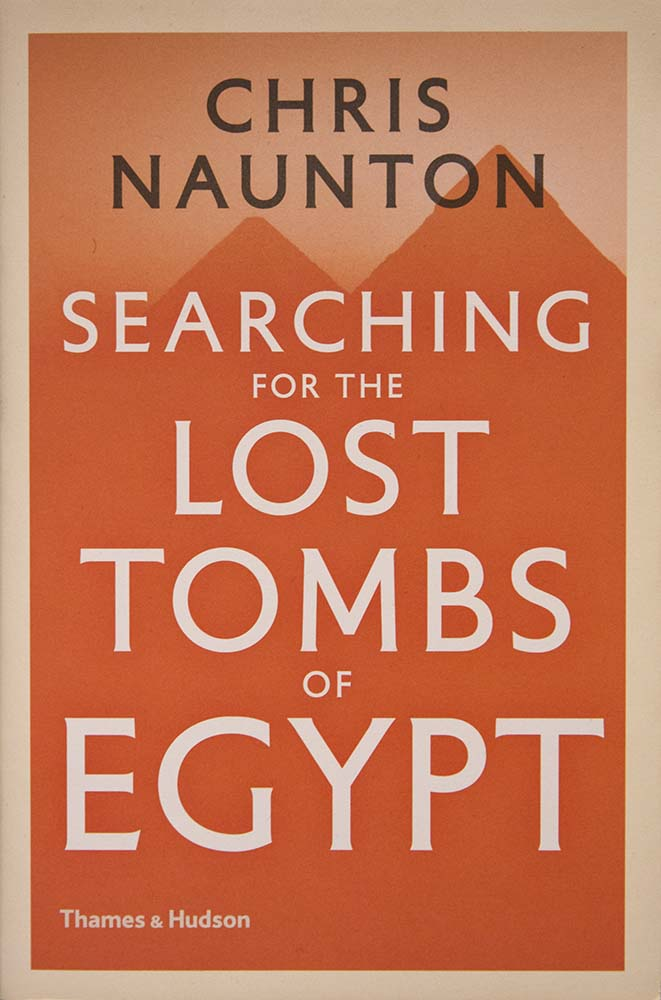 Searching for the Lost Tombs