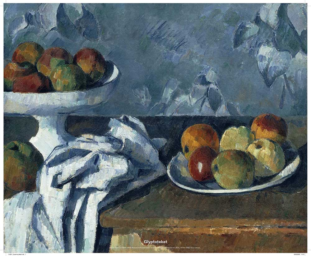 Paul Cézanne. Nature morte