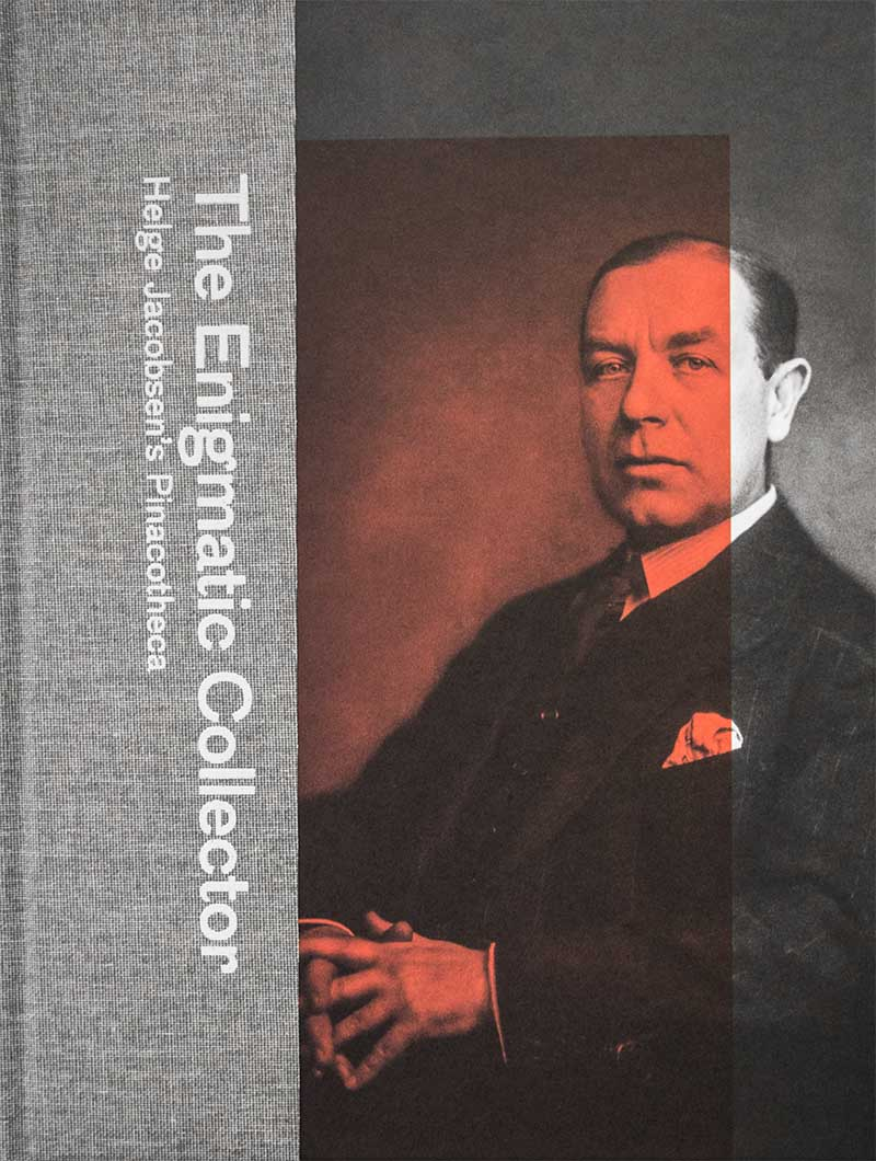 The Enigmatic Collector catalogue