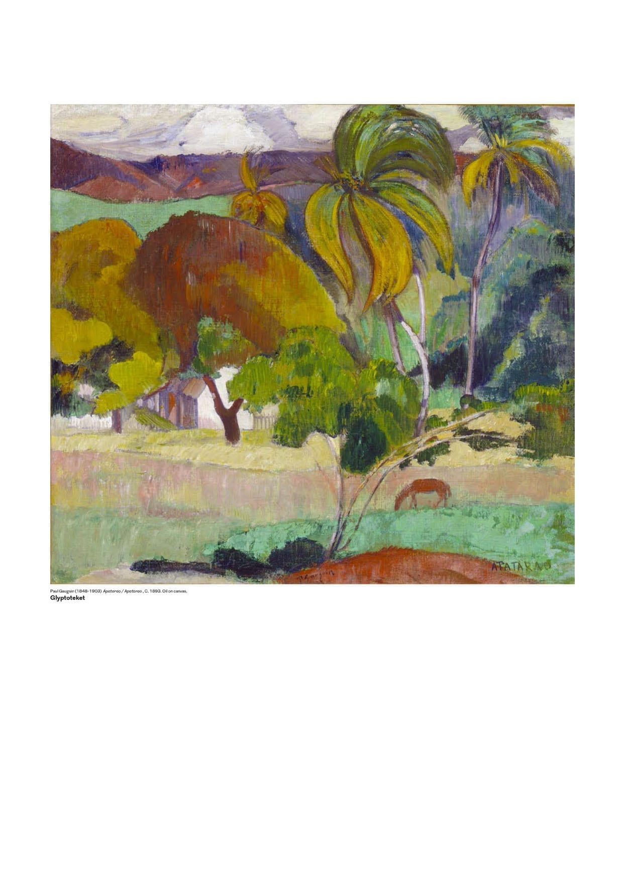 Plakat_Gauguin_Aparatao