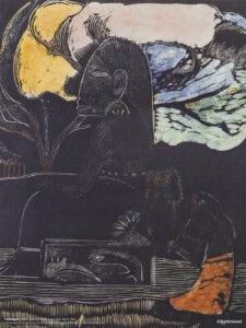 Gauguin Noa Noa print Glyptoteket