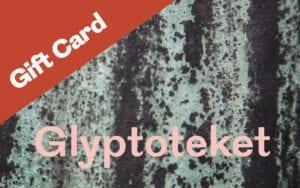 gift card season ticket student Glyptoteket